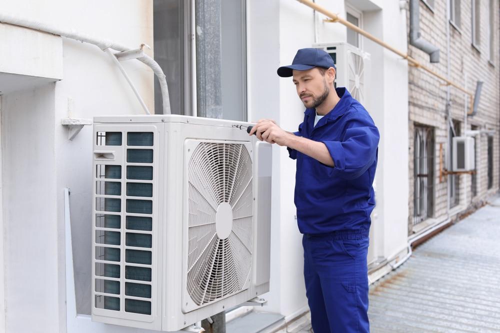 Jak wyczyścić i prawidłowo odgrzybić klimatyzację? ERCO Łódź