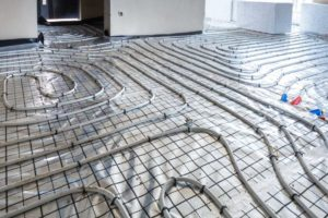 Ogrzewanie podłogowe – instalacja pod pompę ciepła
