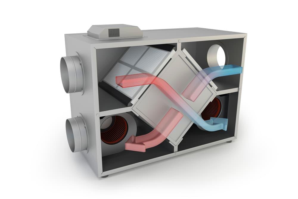 Rekuperator powietrza – schemat działania